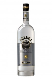 Vodka Beluga Noble Russian 1 Litro