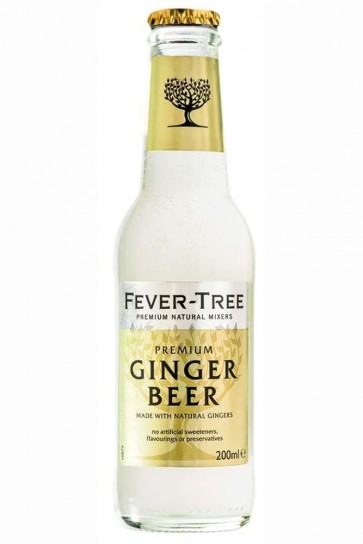 Fever-Tree Ginger Beer Ml.200x24