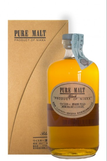 Nikka Whisky Pure Malt Black 50cl