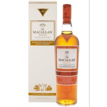 The Macallan Sienna Highland Single Malt Scotch Whisky 1824 Series 70cl