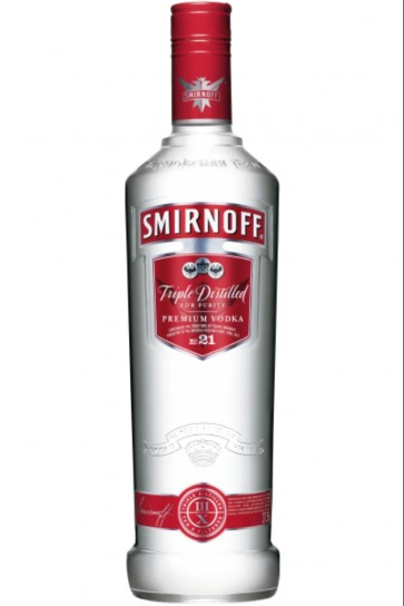 Vodka Smirnoff Red 70cl