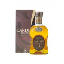 Cardhu Speyside Single Malt Scotch Whisky Aged 12 years 70cl