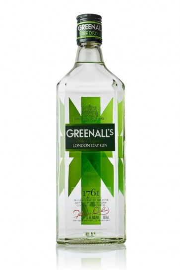 Greenall's The Original London Dry Gin 1Litro