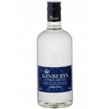 Ginbery's Gin London Dry 70cl