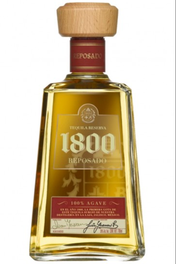 Tequila 1800 Reposado 70cl