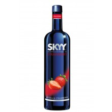 Vodka SKYY Strawberry 70cl