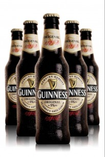 Guinness Original Cassa da 24 bottiglie x 33cl