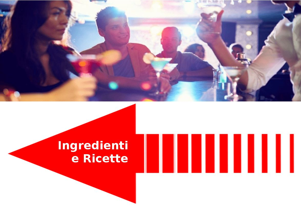 Cocktail, ingredienti e ricette